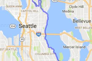 Seattle Boulevard Cruise    Washington
