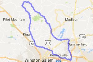 The Sauratown Loop |  North Carolina