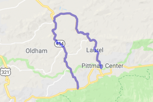 The Pittman Center Loop |  Tennessee