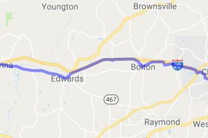 Highway 80 - West of Jackson0 |  Mississippi