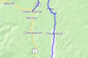 The Chumstick Run |  Washington