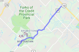 Forks of the Credit Road (Ontario, Canada) |  Canada