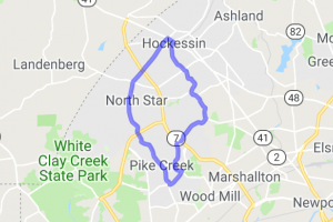 New Castle Forest ride |  Delaware