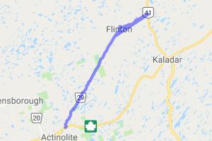 Flinton Road (Ontario, CA) |  Canada