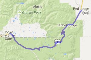 Beartooth Pass |  Wyoming