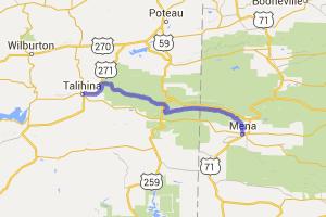 Talimena National Scenic Byway |  Oklahoma