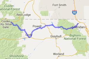 Chief Joseph Scenic Highway-Bighorn Mountains |  Wyoming