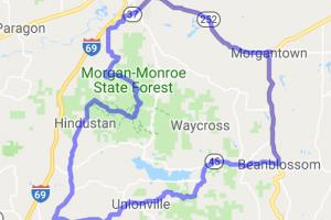 Morgan-Monroe Loop |  Indiana