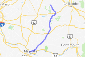Greenfield To Aberdeen (on SR 41) |  Ohio