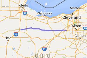 US 224 - Akron area to Findlay |  Ohio