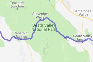 The Death Valley Run |  Nevada