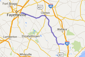 Country Station 53 |  North Carolina