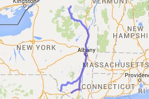 The 20-Mile Delaware River Tour |  New York