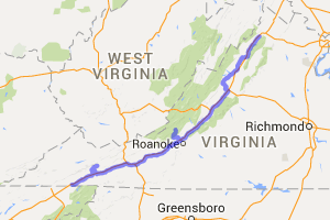 Rt 42 - Virginia Mountains |  Virginia