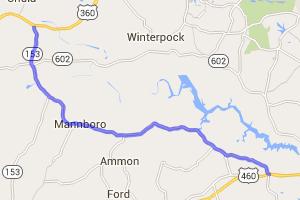 Military Road |  Virginia