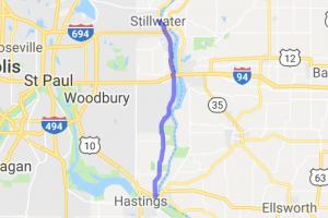 The St Croix Trail |  Minnesota