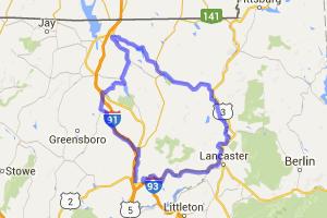 Vermont Northeast Kingdom Circuit |  Vermont