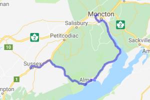 Great Days Run (New Brunswick, Canada) |  Canada