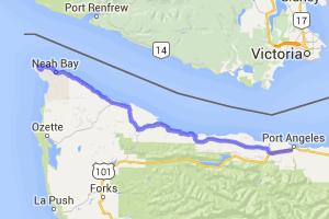 WA 112&113 To Neah Bay |  Washington