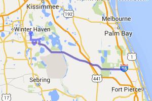Ride to Cherry Pocket |  Florida