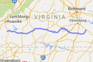 Virginia State Route 40 |  Virginia