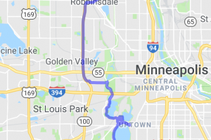 Minneapolis Lakes |  Minnesota