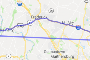 """Baltimore To The """"Loppty Loop"""" (Route 51) 