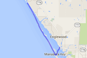 Florida East-coast Manasota Key Road |  Florida
