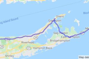 Ferries to Montauk |  New York