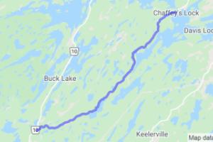 Opinicon Road (Ontario, Canada) |  Canada