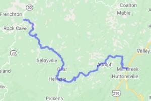 Helvetia Road |  West Virginia