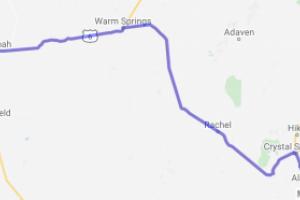 Extraterrestrial Highway |  Nevada