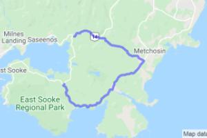 East Sooke Mini Loop |  Canada