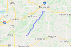 Hwy KK - Webster County |  Missouri