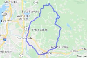 Three Lakes Loop |  Washington