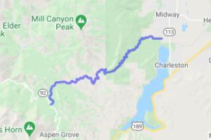 Cascade Springs Ride |  Utah