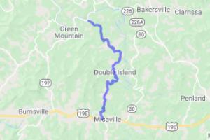 North Carolina CR 1308 - Double Island Road    North Carolina