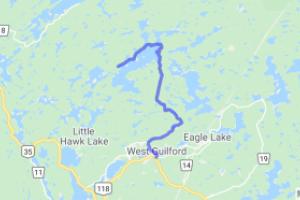 Kennisis Lake Road (Ontario, Canada) |  Canada
