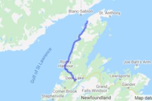 Gros Morne Route (Newfoundland and Labrador, Canada) |  Canada
