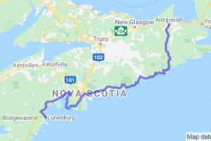 The Eastern and Southern Shores of Nova Scotia (Nova Scotia, Canada) |  Canada