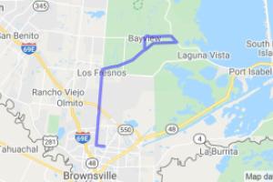 South Texas Brownsville Los Fresnos Bayview |  Texas