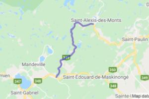 Saint-Didace/Saint-Alexis-des-Monts (Quebec, Canada) |  Canada