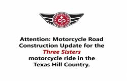 Three Sisters motorcycle road construction update