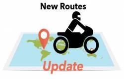 new motorcycle road update