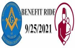 8th Annual Grand Master's Charity Ride    Delaware