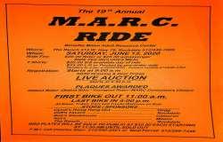 19th Annual M.A.R.C. Ride    Texas