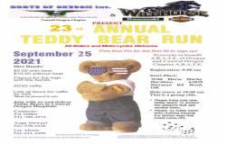 Teddy Bear RUN    Oregon