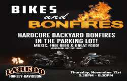 Bike Night at Laredo Harley-Davidson |  Texas