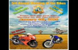 3rd Annual Houston Bike Blessing |  Texas