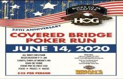 25th Annual Covered Bridge Poker Run |  Pennsylvania